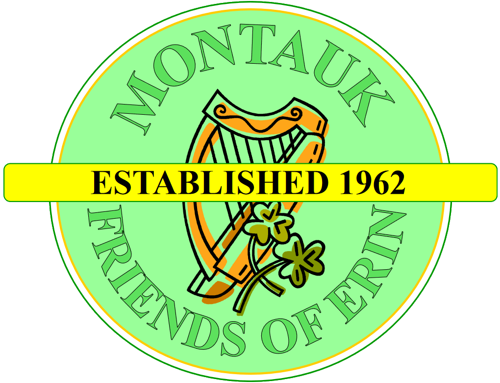 Montauk Friends of Erin - Logo